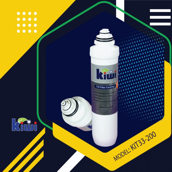T-33 Taiwanese Inline Filter for KW-200HN