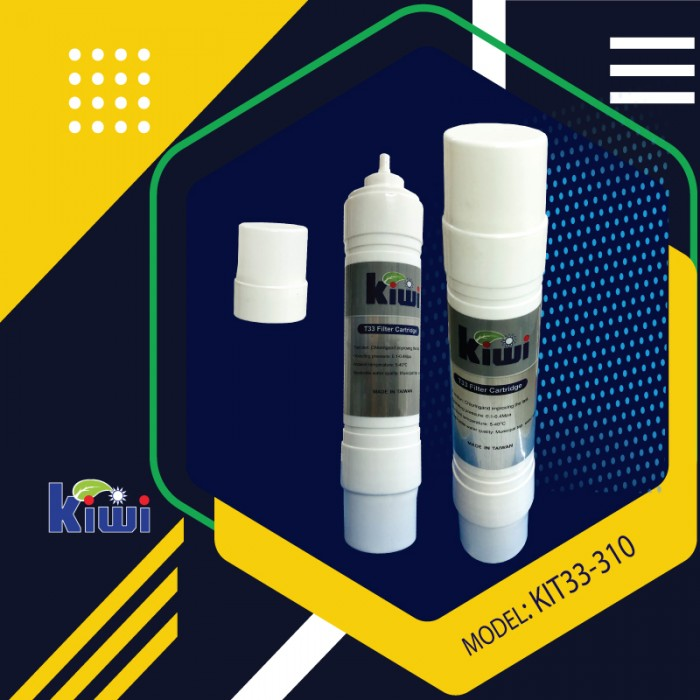 T-33 Taiwanese Inline Filter for KW-310HCN
