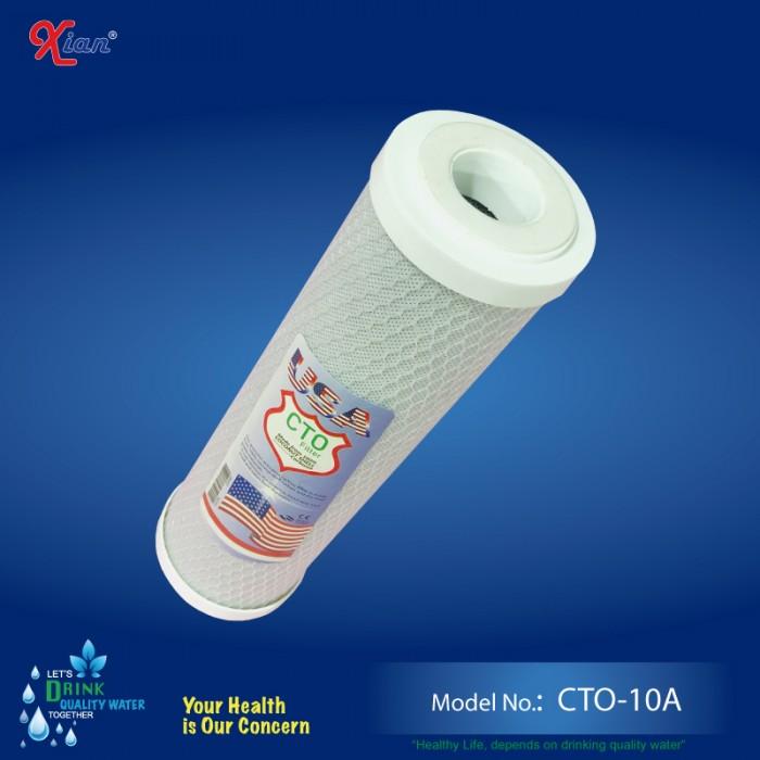 Xian - Block Carbon - CTO filter cartridge