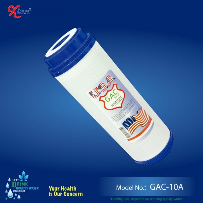 Xian - Granular Activated Carbon - GAC filter cartridge