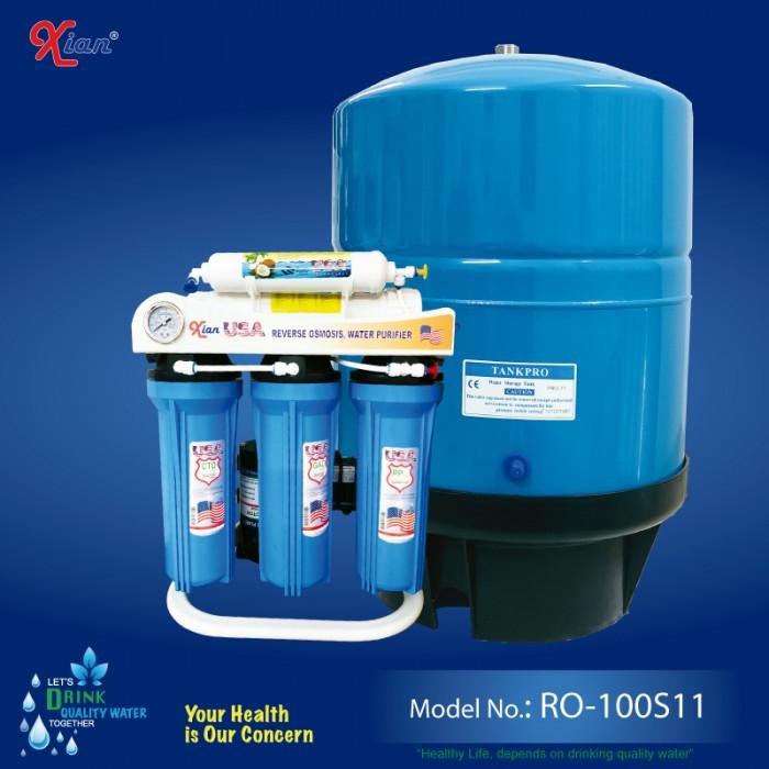 Xian RO-100S11 - 380 Litter BIG STORAGE RO purifier
