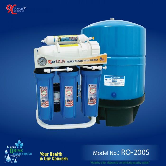 Xian RO-200S - 760 LITTER RO COMMERCIAL PURIFIER