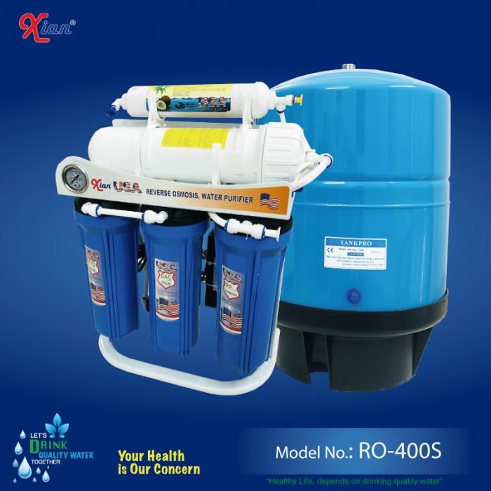Xian RO-400S - 1520 LITTER COMMERCIAL RO WATER PURIFIER
