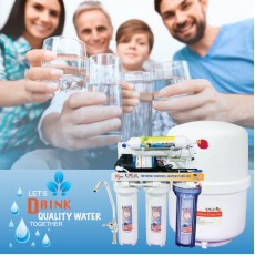 Xian RO-75M2 - 5 STAGE RO PURIFIER FOR HOME