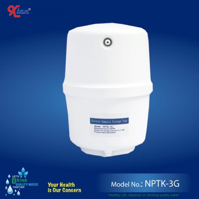 Xian - 3 Gallon RO Plastic Tank